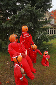 Fall Display, Jackson, New Hampshire