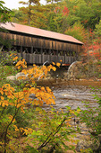 Albany Bridge, Kancamagus Highway, New Hampshire