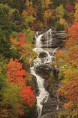 Silver Cascade, Crawford Notch, New Hampshire