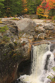 Screw Auger Falls, Grafton Notch State Park, Newry, White Mountains, Maine