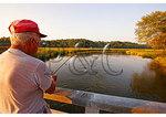Fishing Popes Creek, Maryland
