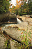 The Basin, Franconia Notch, White Mountains, New Hampshire