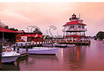 Drum Point Lighthouse, The Calvert Marine Museum, Solomons, Maryland
