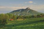 View Pilot Mountain, Pilot Mountain, North Carolina