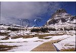 Hidden Lake Trail, Logan Pass, Glacier National Park, Montana