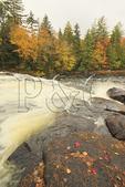 Buttermilk Falls, Deerland, Adirondacks, New York