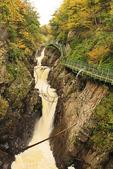High Gorge Falls, Lake Placid, Adirondacks, New York