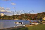 Across From Adirondack Hotel, Long Lake, Adirondacks, New York