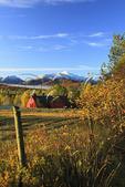Farm Near North Elba, Adirondacks, New York
