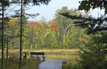 Heron Trail, Adirondacks Park Agency Visitor Interpretive Center, Paul Smiths, New York