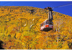 Cannon Mountain Aerial Tramway, Franconia Notch, White Mountains, New Hampshire