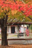 Gazebo, Ludlow, Vermont