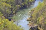 Bear Creek Overlook, Cumberland River, Big South Fork National River and Recreation Area, Kentucky