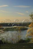 Sunrise, Trooper Island in Dale Hollow Lake State Resort Park, Burkesville, Kentucky