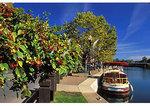Canal Boats, Seneca Falls, New York