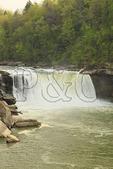 Cumberland Falls, Cumberland Falls State Resort Park, Corbin, Kentucky