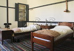 Bedroom of Centre Family Dwelling at Shaker Village of Pleasant Hill, Harrodsburg, Kentucky