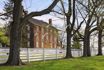 East Family Dwelling at Shaker Village of Pleasant Hill, Harrodsburg, Kentucky