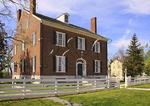 Trustee's Office at Shaker Village of Pleasant Hill, Harrodsburg, Kentucky