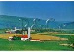 Farms near Brumbaugh, Bedford County, Pennsylvania