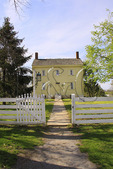 Ministry's Work Shop at Shaker Village of Pleasant Hill, Harrodsburg, Kentucky
