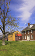 West Family Sisters' Shop at Shaker Village of Pleasant Hill, Harrodsburg, Kentucky