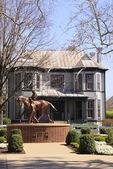 Secretariat sculpture, Kentucky Horse Park, Lexington, Kentucky