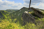 Chained Rock Overlook, Pine Mountain State Resort Park, Pineville, Kentucky
