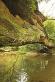 Rock Bridge, Red River Gorge Geological Area, Slade, Kentucky