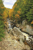 Mill River, Clarendon Gorge, Appalachian Trail, East Clarendon, Vermont