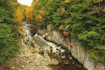 Mill River, Clarendon Gorge, Appalachian Trail, East Clarendon, Vermont