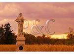 Oak Ridge area, Gettysburg National Military Park, Gettysburg, Pennsylvania