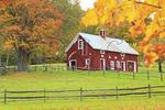 Barn, South Pomfert, Vermont