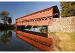 Sachs Covered Bridge, Gettysburg, Pennsylvania