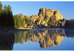 Sylvan Lake, Custer State Park, Rapid City, South Dakota