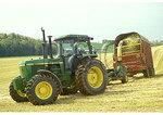 Cutting Hay, Bridgewater, Shenandoah Valley of Virginia