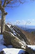 Hazel Mountain Overlook, Shenandoah National Park, Virginia