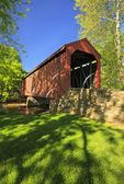 Loys Station covered bridge, Thurmont, Maryland