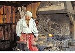 Blacksmith, Jamestown, Virginia