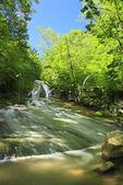 Roaring Run Falls, Roaring Run Recreational Area, Eagle Rock, Virginia