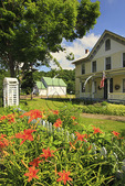 Stanton House at the Stonebow Inn, Grantsville, Maryland, USA