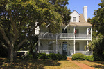 Historic 1709 Hammock House, Beaufort, North Carolina, USA