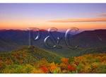 Dawn at Big Run area, Shenandoah National Park, Virginia