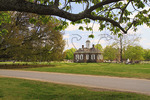The Courthouse in the Historic Area, Colonial Williamsburg, Virginia, USA