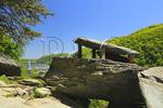 Jefferson Rock, Appalachian Trail, Harpers Ferry, West Virginia, USA