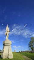 132nd Pennsylvania Monument and Observation Tower, Antietam National Battlefield, Sharpsburg, Maryland, USA