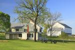 Mumma Farm, Antietam National Battlefield, Sharpsburg, Maryland, USA