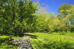 Gambrill Mill Trail, Monocacy National Battlefield Park, Frederick, Maryland, USA
