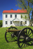 The Best House, Monocacy National Battlefield Park, Frederick, Maryland, USA