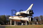 Pathfinder Space Shuttle Mockup, U.S. Space & Rocket Center, Huntsville, Alabama, USA